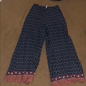 Romper pants
